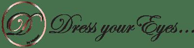 dressyoureyes logo falsche wimpern